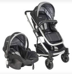 Carrinho de bebê travel system kiddo winner + Bebê conforto.