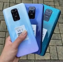 Potente SmartPhone em promoção - Xioami Redmi Note 9 câmera de 48 Megapixels