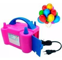 Inflador de Balão - 2 bicos