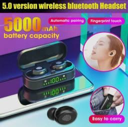 Fone Bluetooth 5.0 TWS V8