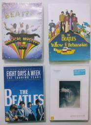 Dvds dos BEATLES  e John Lennon( NOVOS, LACRADOS)