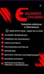 Manutenção e instalação de motor automático, de todas as marcas.