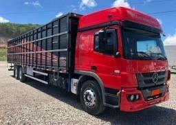 Título do anúncio: Caminhão boiadeiro MB 2426