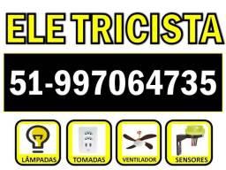 Elétrica #Eletricista 24 horas Porto Alegre e Região