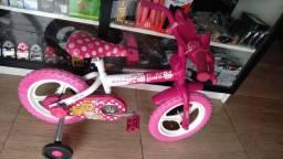 Bicicleta infantil aro 12,aceito cartão
