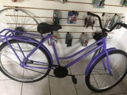 ?bicicleta tropical aro 26 aceito cartões ?