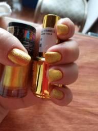 Rosa manicure  e  pedicure