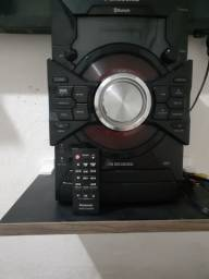 Vendo un equipo de sonido en bon estado