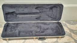 Case rígido guitarra