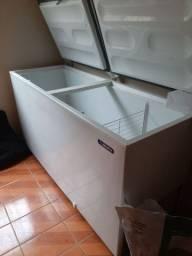 Vendo freezer 2 portas 480l