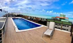 Apartamento em Praia de João Pessoa - próx ao mar