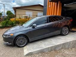 Ford Fusion Titanium 2018 Apenas 14 Mil KM Rodado