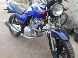 $ 2.900, reais Suzuki 2008 yes 125cc atrasada