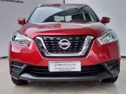 Nissan Kicks S 2018 + IPVA 2021 GRÁTIS