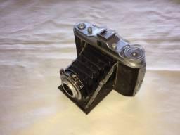 Câmera (Máquina) Fotográfica de Fole.