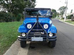 Jeep Willys CJ5/1966 (preparado para off-road)
