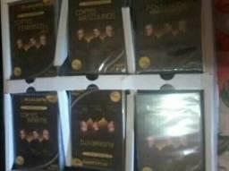 Curso para cabeleireiros com 25 aulas em dvd