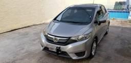 Honda fit lx automático 2017 novinho - 2017