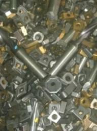 Compro sucata de metal duro