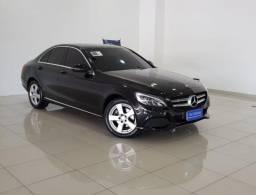 Mercedes C200 2015  Automatico - 2014