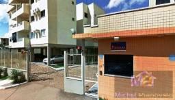 Apartamento de 2 quartos com suíte - locação, Dunnas Residence