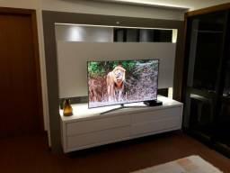Móvel para TV - Painel com balcão e gavetas