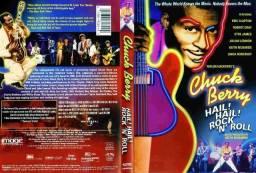 Dvd Chuck Berry - O Mito do Rock