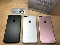 IPhone 7 Plus 32gb 10xR$233 ou 6xR$378