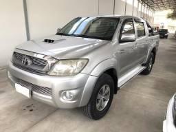 Hilux Srv 2010 4×4 diesel automático - 2010