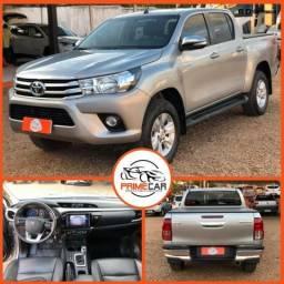 Toyota - Hilux SRV-AT 2.8 4x4 - 2016 - 2016