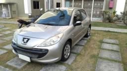 Peugeot 207 xr hb 2011 completo impecável - 2011