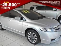 Civic 1.8 lxl se 2011 - 2011