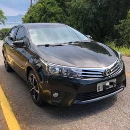 Toyota COROLLA GLi Upper Black Pack 1.8 16v Aut. 2017 - muito bonito - 2017
