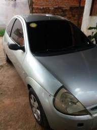 Carro Ford Ka ano 2004 cor Prata - 2004