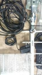 Telefone rural completo, pega Chip e internet, usado poucas vezes