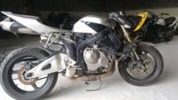 Moto Para Retirada De Peças / Sucata Honda Cbr 600 Ano 2005