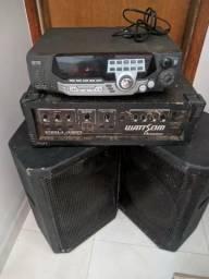 Videokê Karaokê Raf Electronics VPM-3700 Plus Dez Mil Músicas
