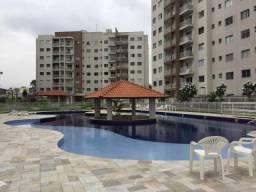 Alugo Apartamento Semi Mobiliado c/ 2 quartos, 1 suite - Parque Dez