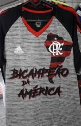 Nova camisa do Flamengo Libertadores