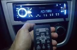 Som Pioneer Mixtrax CD/MP3/USB/AUX/Bluetooth [TOP DE LINHA]