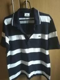 d5e94f6698 Camisa Polo Lacoste Original