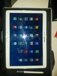 VENDO Tablet Samsung Galaxy Note 10.1 + CANETA + CARTÃO DE 16GB