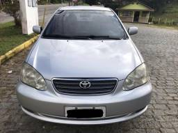 Toyota Corolla 2008 XEI 1.8 flex com GNV - 2008