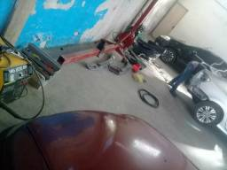 Alinhador hidraulico ciborg