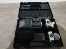 Gravador Zoom Digital H6