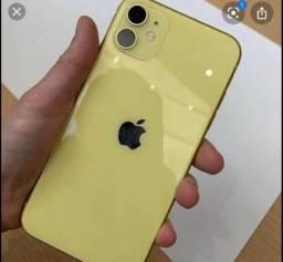 Vendo iPhone 11 1 mês de uso