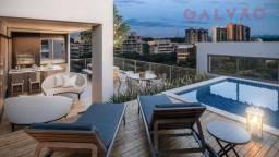 Apartamento à venda com 3 dormitórios em Cabral, Curitiba cod:AP37647