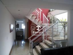 Sobrado com 3 dormitórios à venda, 238 m² por R$ 1.400.000,00 - Vila Scarpelli - Santo And