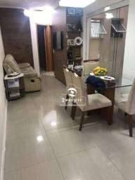 Apartamento com 2 dormitórios à venda, 60 m² por R$ 260.000,00 - Vila Curuçá - Santo André