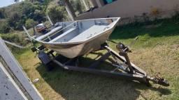 Barco 5 mts Robalo 5.0 Brazil Nautica Completo